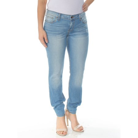 GUESS Womens Blue Low Rise Jeans  Size: 27 Waist