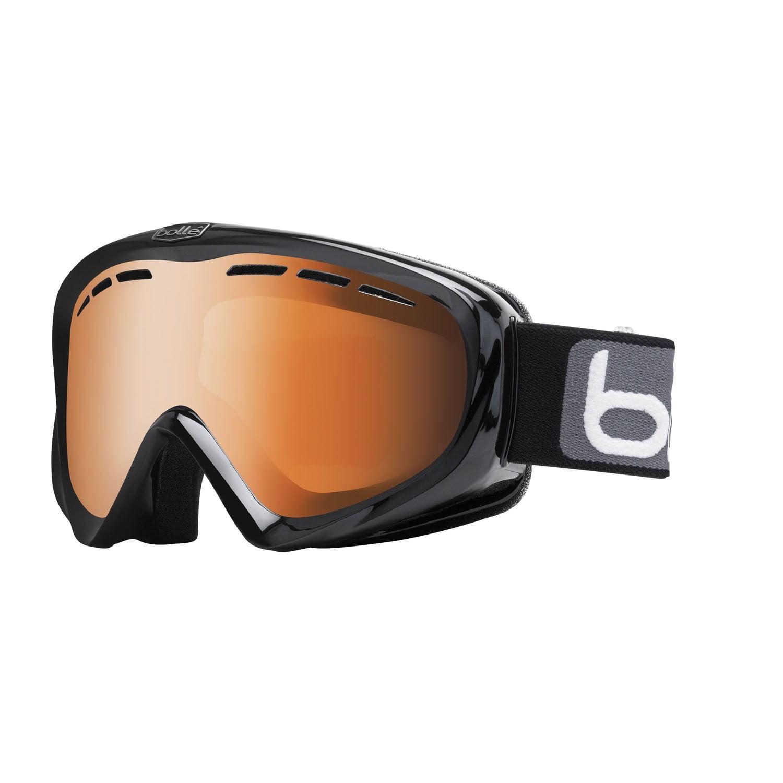 Bolle Winter Y6 OTG Shiny Black Citrus Gun 21602 Ski Goggles Modulator 2.0 M L by Supplier Generic
