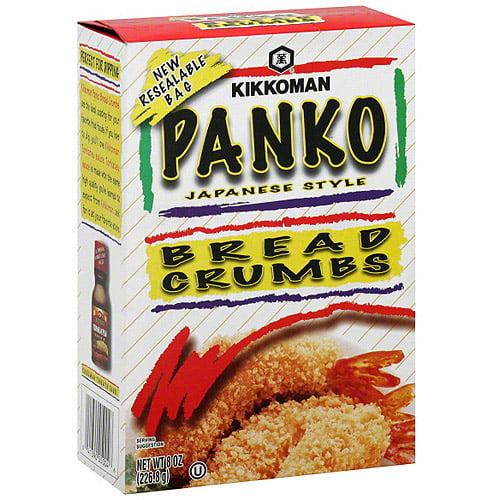 Kikkoman Japanese Style Bread Crumbs, 8 oz (Pack of 12)