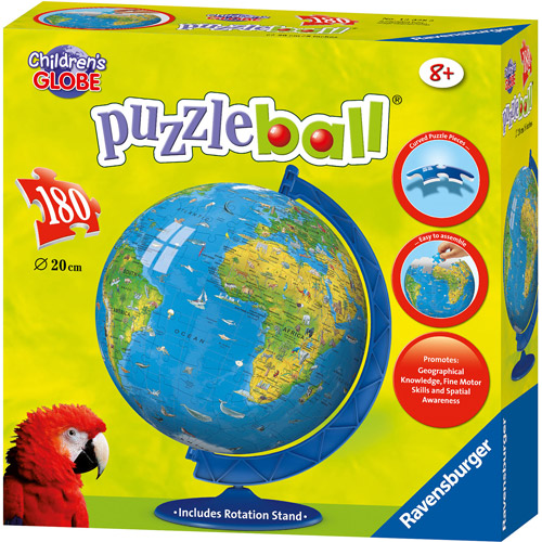 Ravensburger Globe Children's Puzzleball