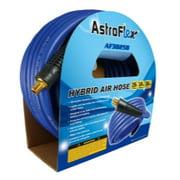 "ASTROFLEX 3/8"" X 25' HYBRID AIR HOSE - BLUE"