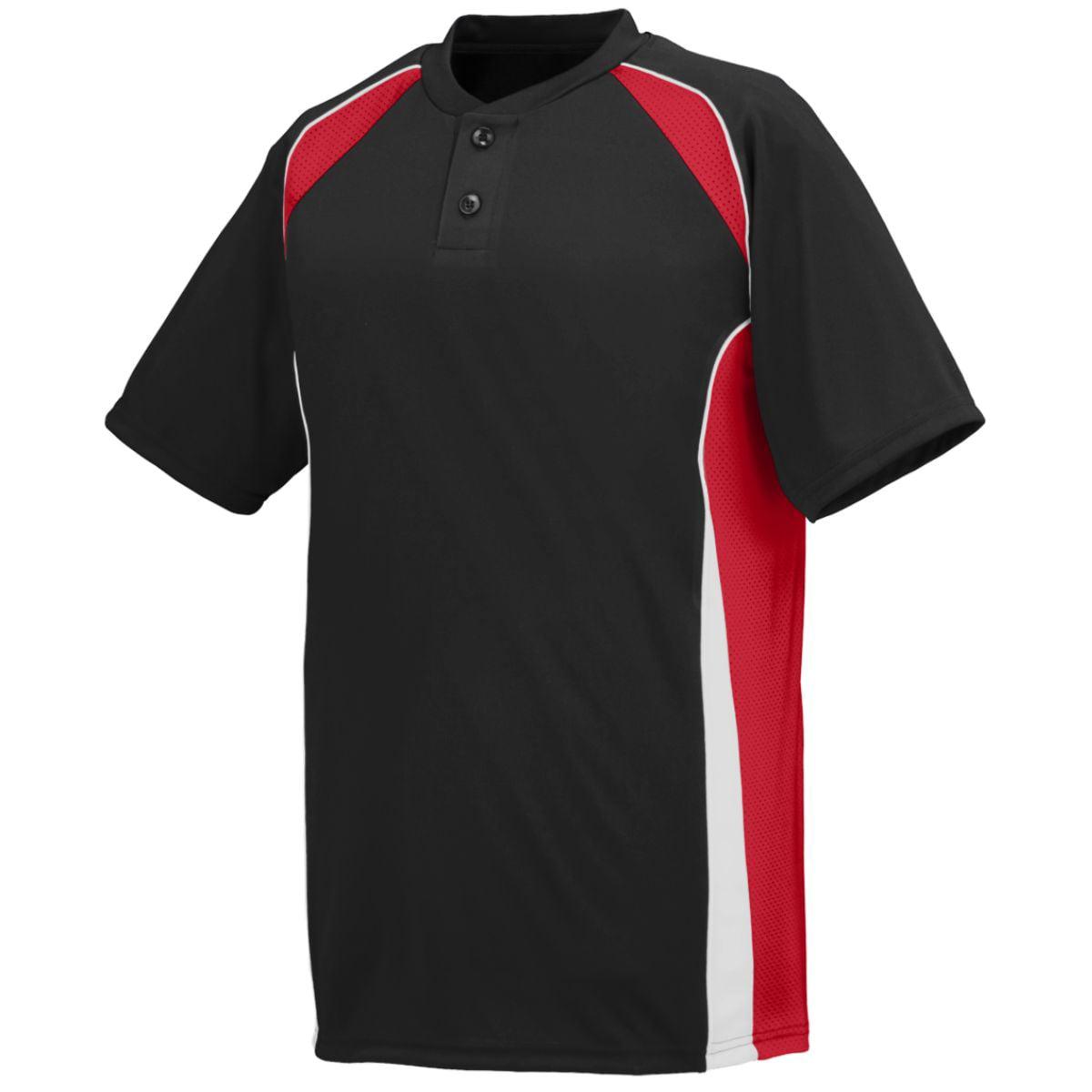 AG1540 Augusta Sportswear Sports Uniform Jersey Men's Base Hit by Augusta