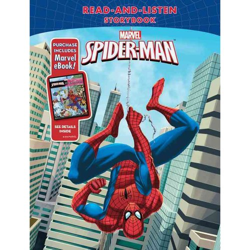 Spider-Man: Read-and-listen Storybook
