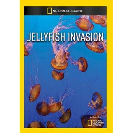 National Geographic: Jellyfish Invasion (DVD)