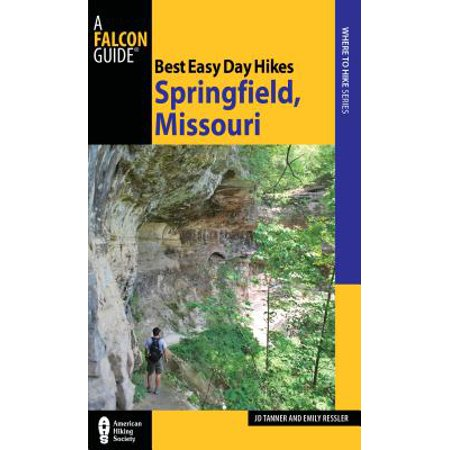 Best Easy Day Hikes Springfield, Missouri -