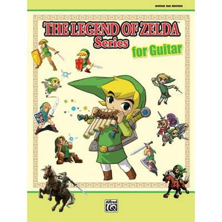 Legend of Zelda: The Legend of Zelda Series for Guitar (Legend Of Zelda Main Theme Sheet Music)