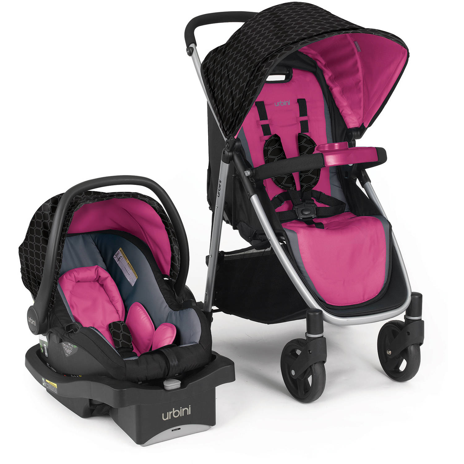 Urbini Turni 3 In 1 Travel System Walmart Com