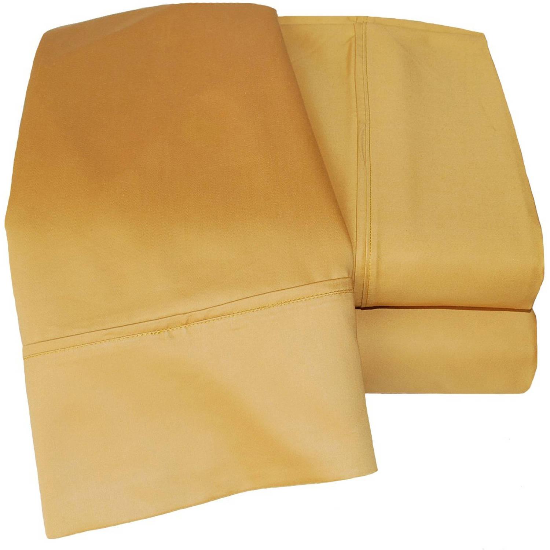 Superior 1000 Thread Count Solid Cotton Blend Sheet Set