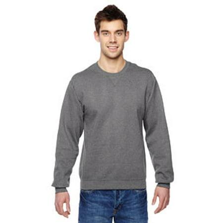 10 Ounce Crewneck Sweatshirt - Fruit of the Loom Adult 7.2 oz. Sofspun® Crewneck Sweatshirt SF72R