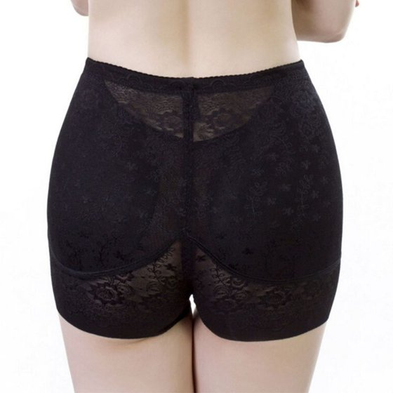 7bb27451206 EFINNY - EFINNY Women Enhancer Push Up Padded Seamless Hip Shapewear Panty  Body Shaper Underwear Pants Briefs - Walmart.com
