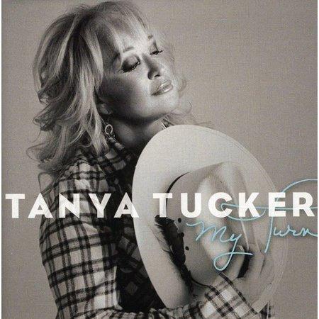 Tanya Tucker   My Turn  Cd