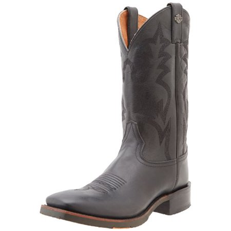 7d2486b1591 Harley-Davidson Men's Stockwell Motorcycle Western Boot, Black, 11.5 M US