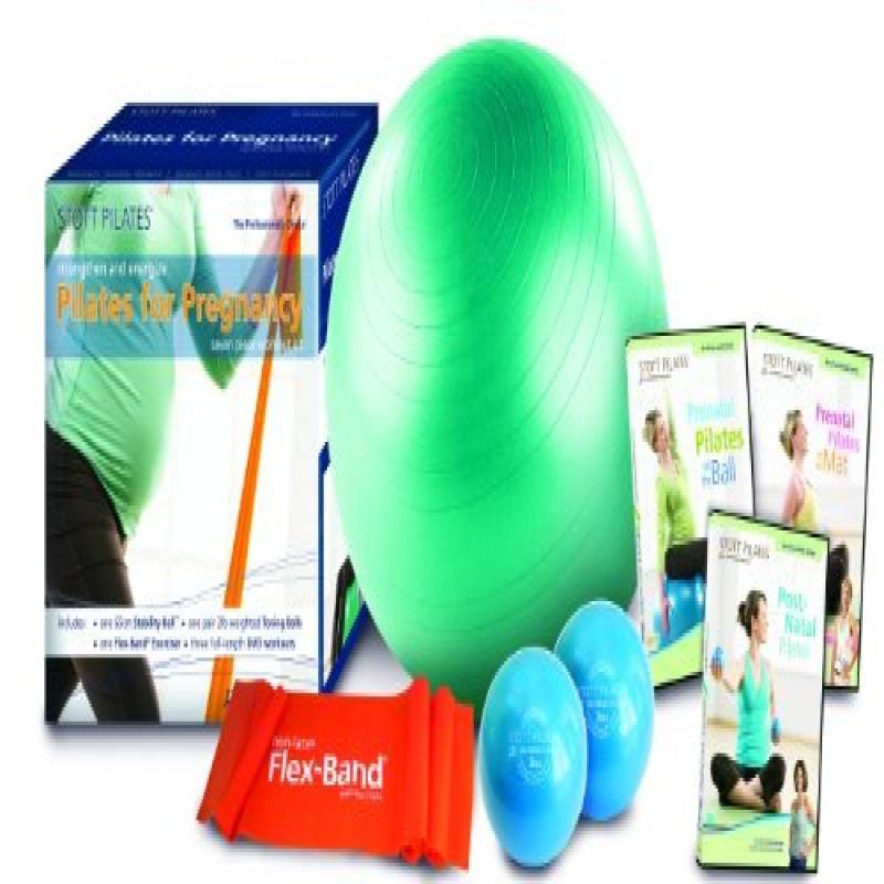 STOTT PILATES Pilates for Pregnancy Workout Kit