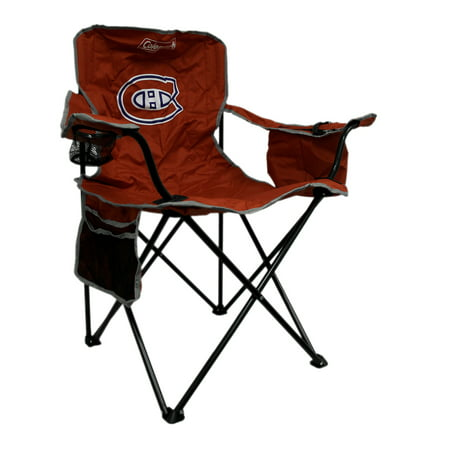Admirable Nhl Montreal Canadiens Cooler Quad Chair Walmart Com Alphanode Cool Chair Designs And Ideas Alphanodeonline
