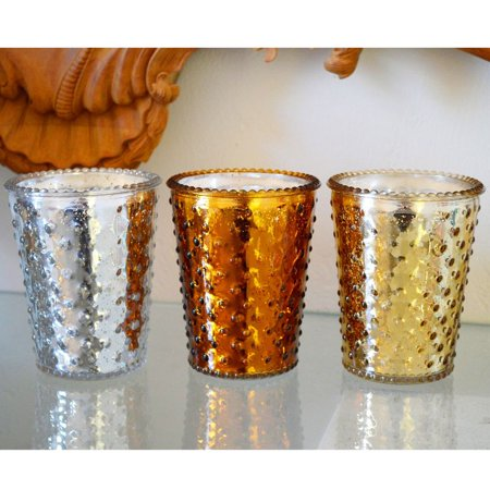 Oxford Bronze Candle (Aromatique 3-pc.Candle Set - Bronze, Silver, Gold )