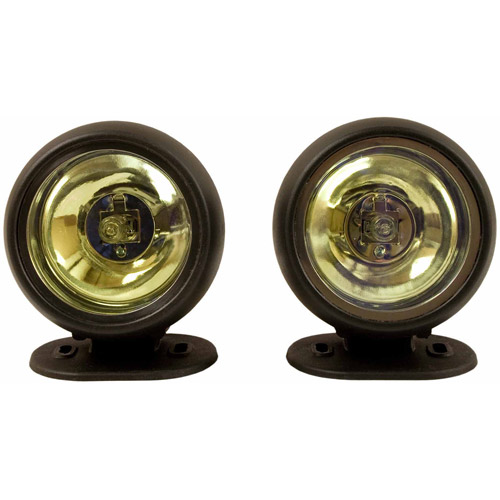 Blazer RE1088B Round Driving Light Kit, Pack of 2 Lights