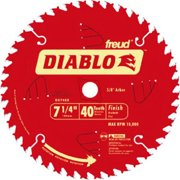 Freud D0740A 7.25 in. X 40 Tooth Saw Blade - Pack Of 10