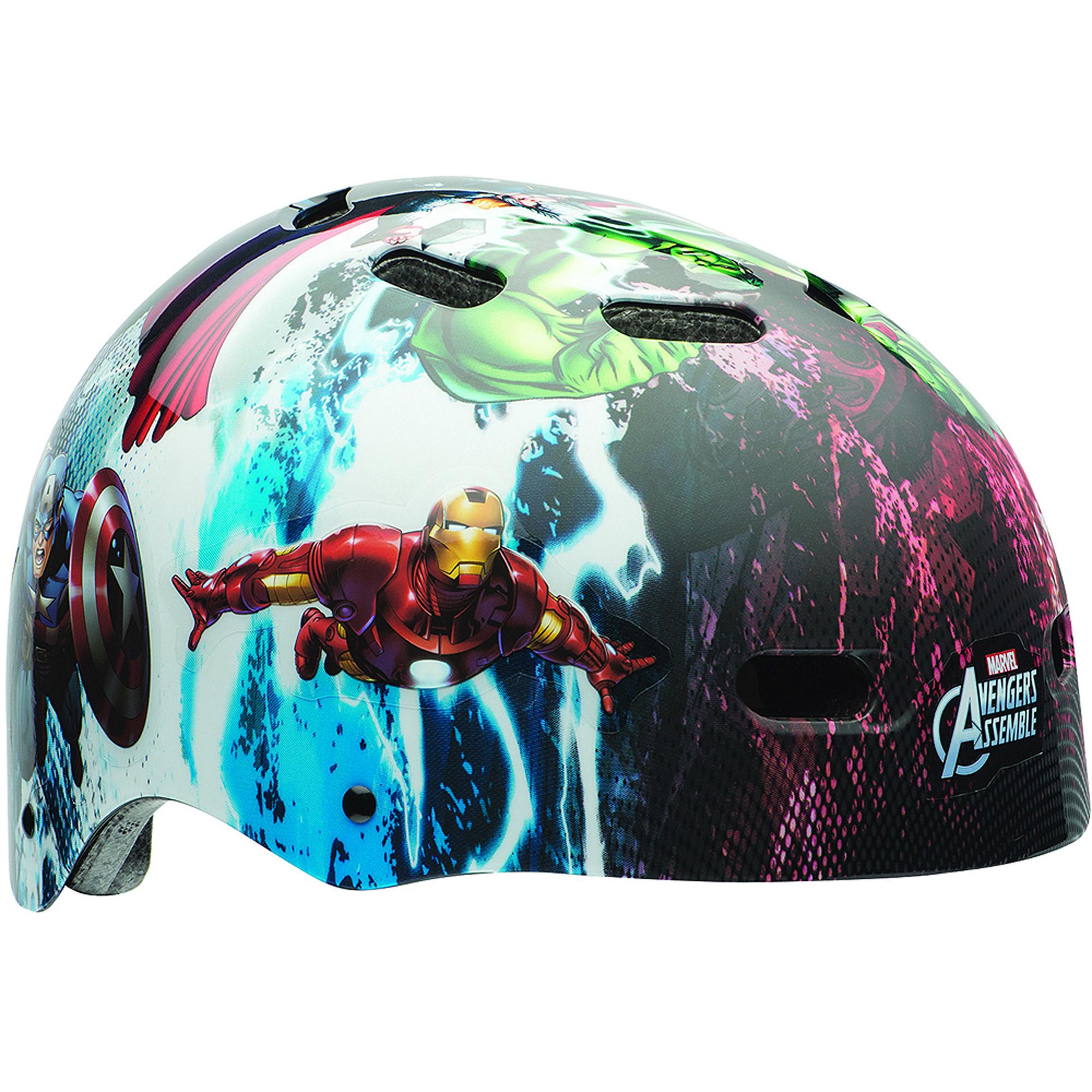 Bell Sports 7062562 Marvel Avengers Superheroes Child Helmet