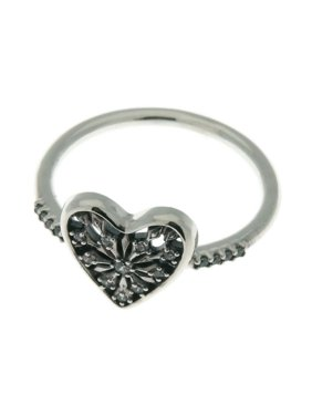 c025b7d05 Product Image Authentic Heart of Winter Ring, Clear CZ 196371CZ-54 EU 7 US