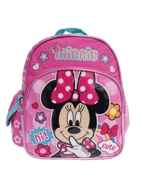 734910e29ff Product Image Disney Minnie Mouse Pink 10   Girl s School Backpack - Hi!