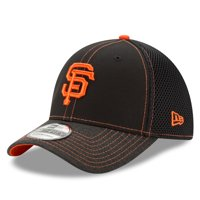 e79075759b072e Product Image San Francisco Giants New Era Shadow Burst 39THIRTY Flex Hat -  Black