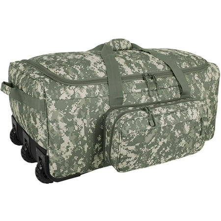 Mercury Tactical Gear Mini Monster Deployment Bag, ACU Camo