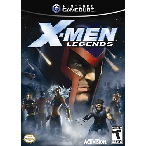 X-Men Legends Gamecube by Activision