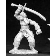 Reaper Miniatures Urji, Arab Pirate #02439 Dark Heaven Legends Unpainted Metal