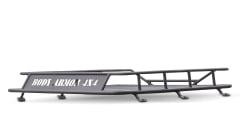 Body Armor 5123 Set of 4 Black Polyurethane Step Pads for RockSteps w//Hardware