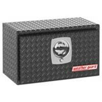 Weatherguard 622502 Under Bed Tool Box, Black