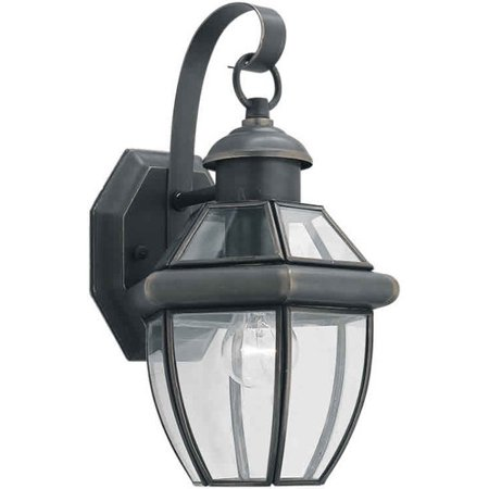 Forte Lighting 1 Light Outdoor Wall Lantern - Forte Wall Lighting