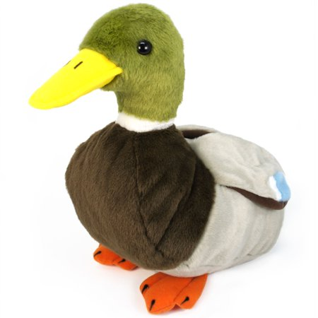 Dakota the Duck | 1 Foot Large Stuffed Animal Plush | By Tiger Tale Toys