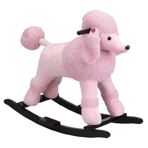 Charm Company Baby Poodle Rocker