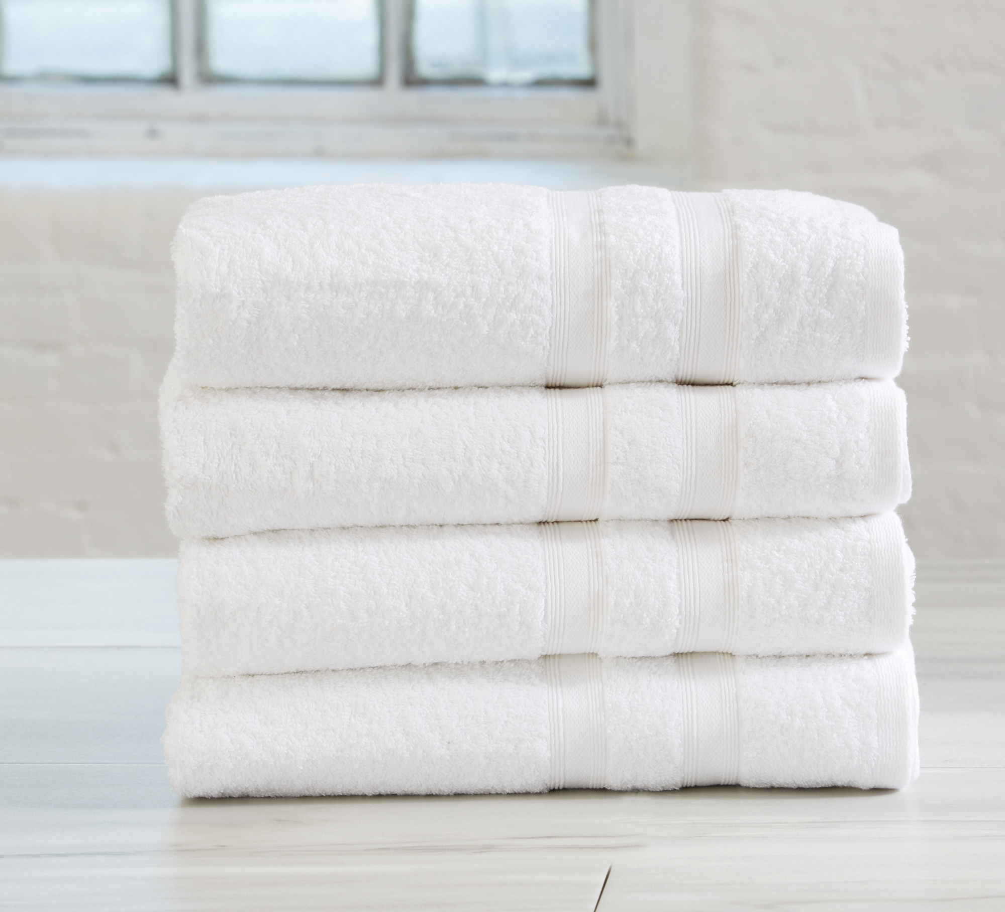 Emelia Spa Bath Towels by Great Bay Home