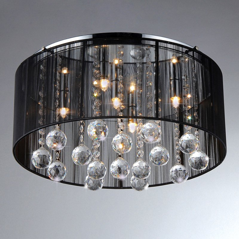 Crystal Ceiling Lamp by Supplier Generic