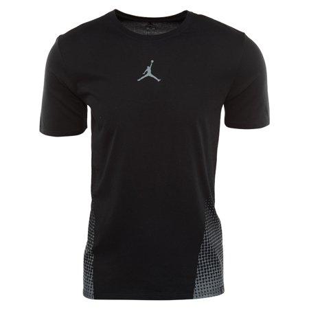 Nike Mens Aj 31 Dri Fit Tee  Black  Xl