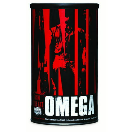 Universal Nutrition Animal Omega  30 Ct