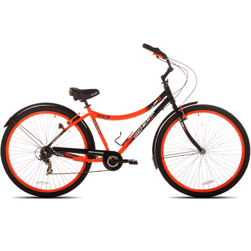 "32"" Genesis Ultra 32 Men's Beach Cruiser Bike"