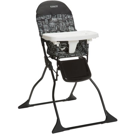 Cosco Simple Fold™ Full Size High Chair with Adjustable Tray,