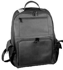 David King Large Computer Backpack