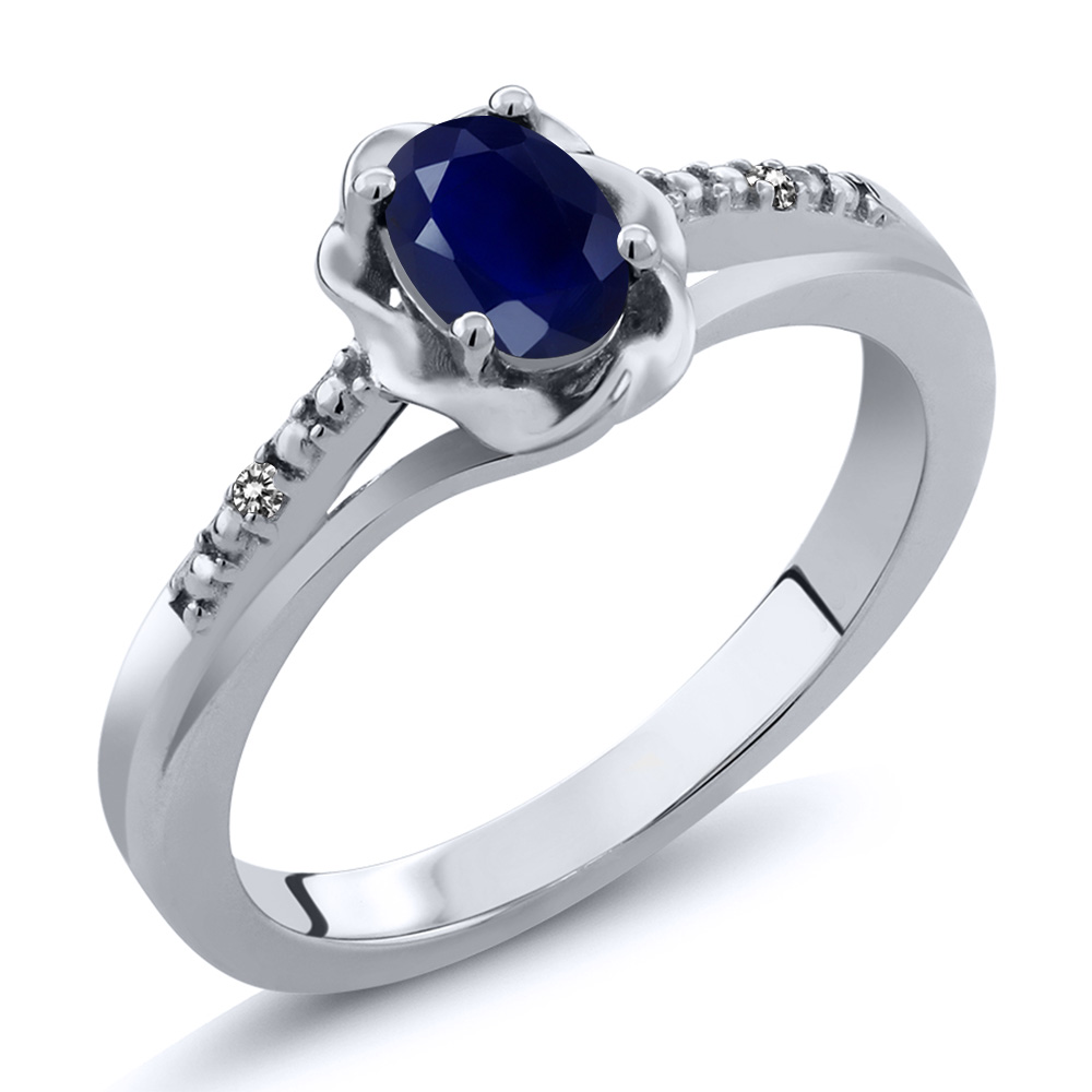 Jewels By Lux 925 Sterling Silver BeadedV Ring