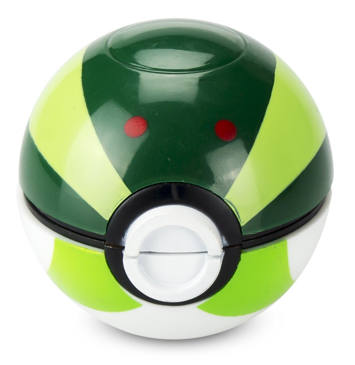 3 Piece Pikachu & Pokeball Themed Herb Grinder (Pokeball) by Overstock