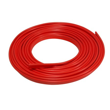 3 Feet Long Red Gap Trim for Car SUV Truck Interior and Exterior by Car