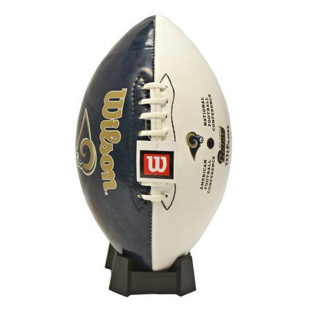 St. Louis Rams Official NFL Football by Wilson 222261 by