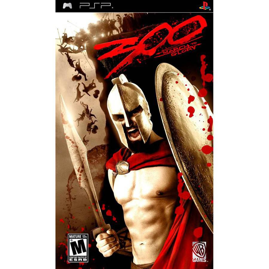 300 March To Glory - PlayStation Portable