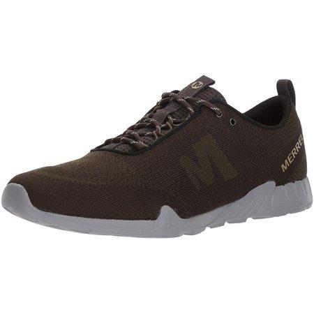 Merrell Men's Versent Kavari Lace Knit Sneaker (La Lights Shoes)