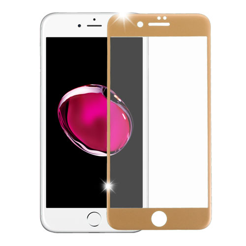For iPhone 7 / 8 Plus Coverage Tempered Glass LCD Screen Protector Guard Cover