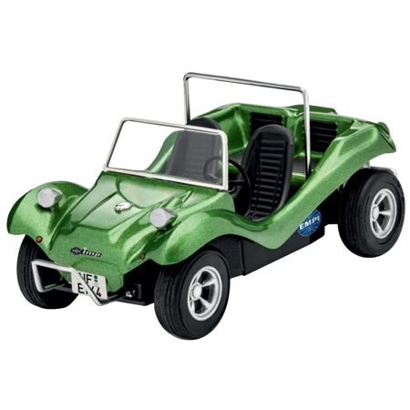 VW Buggy Hobby Model Kit, Building a Dune Buggy on this old VW chassis was the best decision ever. By Revell of
