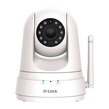 Refurbished D-Link DCS-5025L HD Pan Tilt Wireless WiFi Day Night Cloud Surveillance Camera