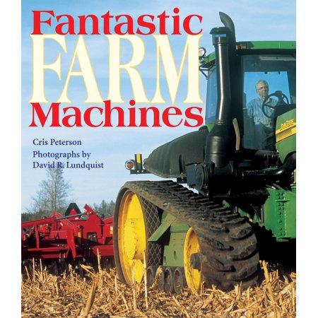 Fantastic Farm Machines (Fantastic Plastic Machine The Fantastic Plastic Machine)